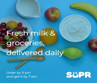 Supr Daily Promo Codes, Discount Coupons & Cashback Offers- Get FLat 20% Cashback via Amazon