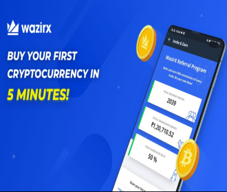WazirX Coupon Codes 2021 Offers- Get Free Crypto Worth Rs 200 Via Airtel and Cred Apps