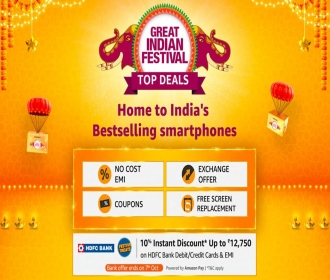 Amazon Great Indian Festival Sale Today' Deal of The Days Offers- Get Upto 90% OFF on Today's Deals