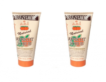 Buy ADS Natural Scrub 50gm set of 2 At Rs 51 from snapdeal (MRP Rs 140)