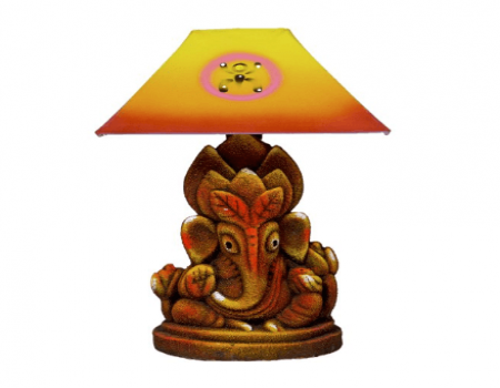 Buy Athena Creation Handmade Terracotta Table Lamp Shade At Rs 899 Only