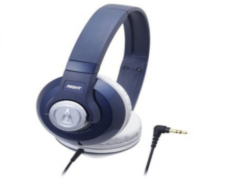 Buy Audio-technica STREET MONITORING Portable Headphone  At Rs 2,468 Only