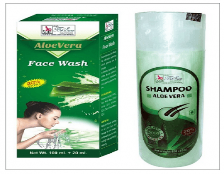 Buy Aloe Vera Anti-dandruff Shampoo With Face Wash At Rs 161 Only From Snapdeal Selling Price Rs. 425