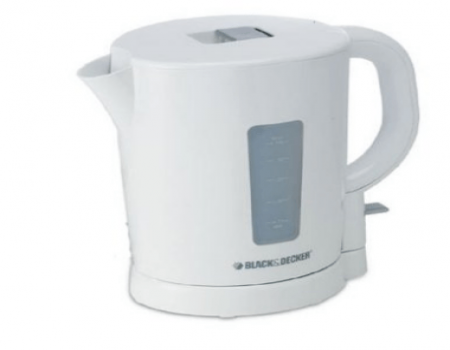 Buy Black & Decker JC250 1.7-Litre 2200-Watt Kettle At Rs 2,300 Only
