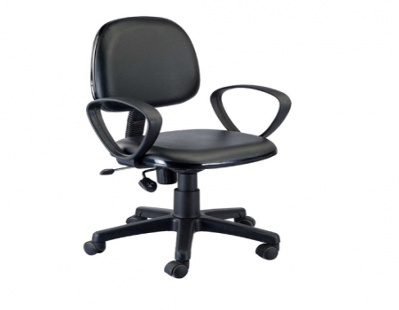 Buy Classic Revolving Office Chair in Black At Rs 3,157 Only From Snapdeal