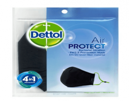 Buy Dettol Air Protect Air Mask From Amazon At Rs 594 Only