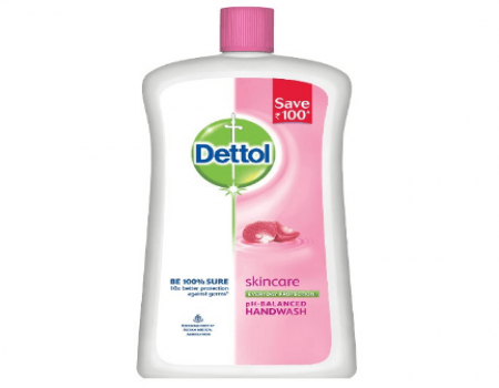 Buy Dettol Original Liquid Soap Jar - 900 ml (Pack of 2) at Rs 226 from Amazon