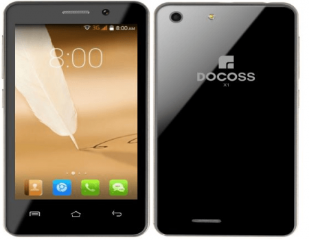 Get Docoss X1 Smart Phone at Rs 888 Only @ www.docoss.com