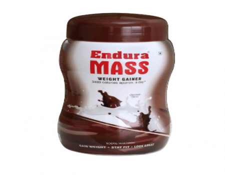Buy Endura Mass 500 g Chocolate at Rs 460 Only