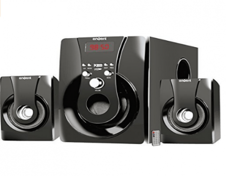 Buy Envent DeeJay SynerG, 2.1 Multimedia Speaker at Rs 1,349 Only