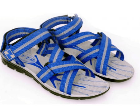 Buy FTR GS-019 Blue and Grey Floaters at Rs 99 Only