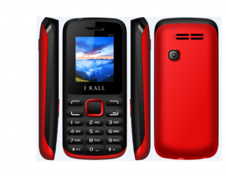 Buy IKall K11 1.8 Inch Dual Sim Made In India Multimedia Mobile at Rs 549 Only