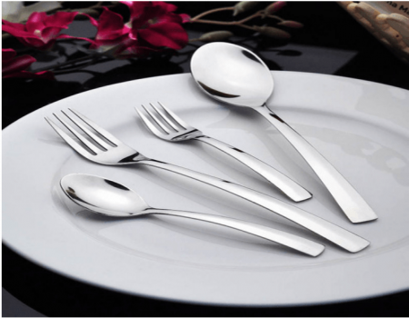 Buy Ideale Stainless Steel Cutlery Set - Set of 16 At Rs 179 Only From Pepperfry