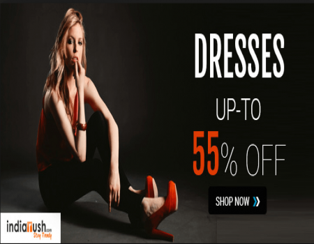 IndiaRush Coupons Offers - Get 80% Off On Ethnic saree kurti May 2018