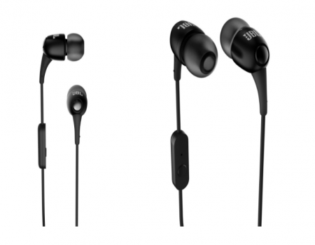 Buy JBL Ear Earphone With Mic T100A in Black from Snapdeal at Rs 619 Only