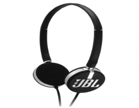 Buy JBL  Headphones Without Mic T26C On Ear (Black) At Rs 1,177 Only