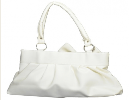 Buy JG Shoppe Hand held Bag (White) just at Rs 540 Only From Flipkart