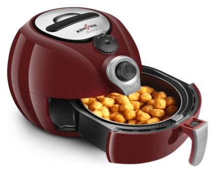 Buy Kenstar Oxy Fryer 3 L, Cherry Red at Rs 5,999 Only