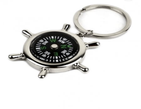 Buy Mo Compass Key Chain at Rs 171 Only from Amazon Store