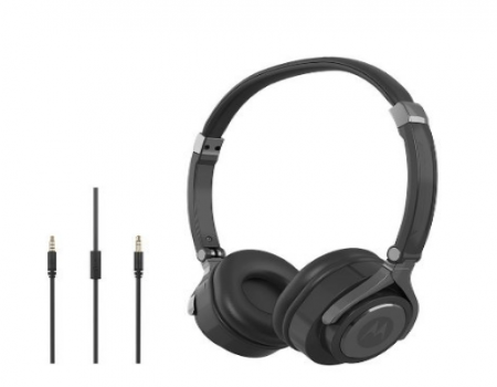 Buy Motorola Pulse 2 SH005 Wired Headphone Black at Rs 693 Amazon