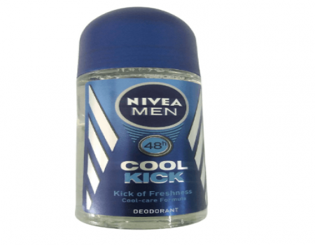 Buy Nivea Deo Cool Kick Roll On, 50 ml at Rs 93 Only