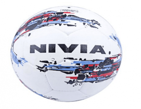 Buy Nivia Storm Football Size: 5 just at Rs 249 Only from Flipkart
