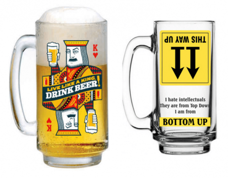 Buy Premium Quality Beer Mug From Pepperfey Upto 40% off