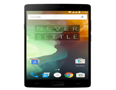 Buy OnePlus 2 (Sandstone Black, 64GB) at Rs 22,999 Only