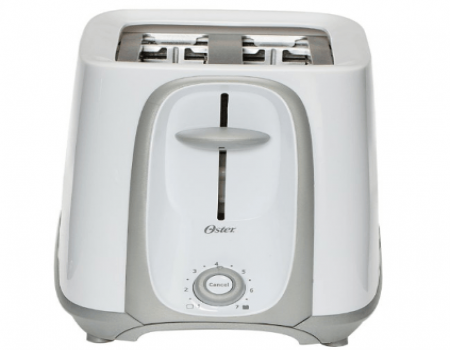 Buy Oster TSTTR6545 1350-Watt 4-Slice Toaster at Rs 1,179 Only