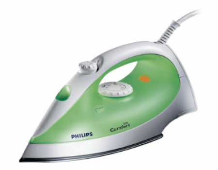 Buy Philips GC1010 Steam Iron (Blue) At Rs 899 from Flipkart