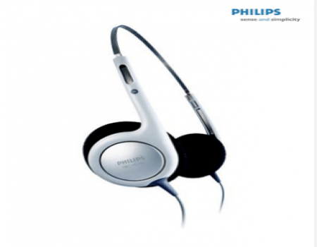Buy Philips SBCHL140/98 Over Ear Headphone at Rs 193 Only