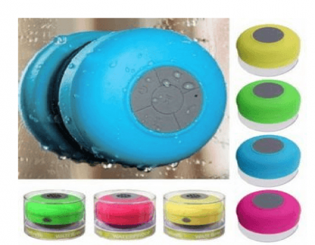 Buy Portable NEW Waterproof Wireless Bluetooth Shower Mini Speaker at Rs 499 Only