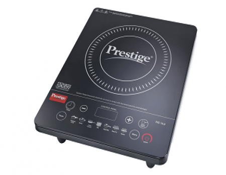 Buy Prestige 1200 Watt Induction Cooktop with Push button (Black) Induction Cooktop (Black, Push Button) @ Rs 1,799 Only
