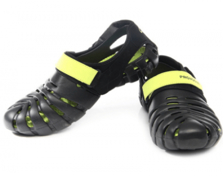 Buy Provogue Black Clog Shoes at Rs 399 Only