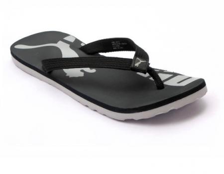 Buy Puma Black Flip Flops at Rs 199 Only