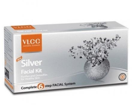 Buy VLCC Single Silver Facial Kit at Rs 188 Only