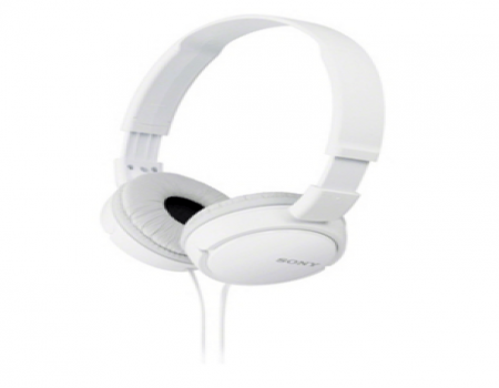 Buy Sony MDR-ZX110A On-Ear Street Style Headphones at Rs 499 Only