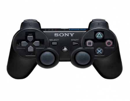 Buy Sony PS3 DualShock 3 Wireless Controller Black at Rs 2,090 Only
