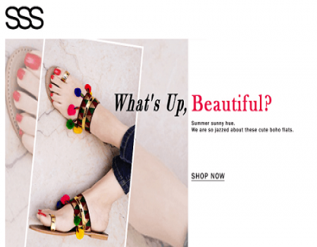 Street Style Store SSS Coupons & Offers - 70% Off on Boots and Dresses May 2018