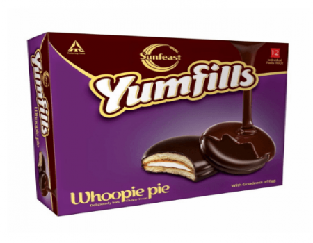 Buy Sunfeast Yumfills Whoopie Pie 300gm From Snapdeal At Rs 99 Only