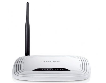 Buy TP-Link TL-WR740N Wireless Router at Rs 817 Only