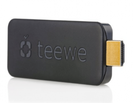Buy Teewe 2 Wireless HDMI Media Streaming Player at Rs 1,799 Only