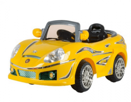 Buy Toyhouse Dream Car, 6V Rechargeable Battery Operated Ride On at Rs 7,329 Only