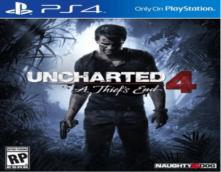 Buy UC 4 Uncharted 4 : A Uncharted Thiefs End PS4 + Epic PosterOnly for India at Rs 764 Only
