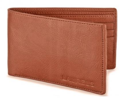 Buy Laurels Urban Tan Mens Wallet at Rs 224 Only