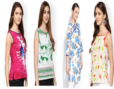 Buy Women's Jaipur Kurti Flat 60% Off Starting At Rs 279 Only