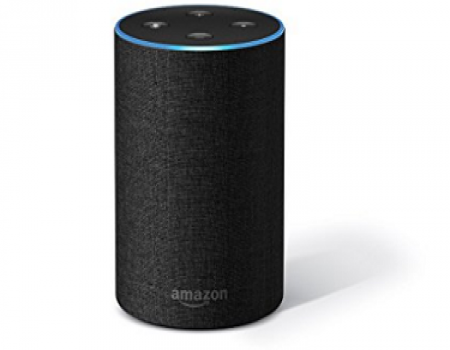 Buy Amazon Echo (Includes 1 Year Prime Membership) Black at Rs 7,999 on Amazon