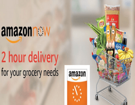 Amazon Now Offers 2019: Get Rs 250  Cashback On Rs 500 Order From Amazon Prime Now App