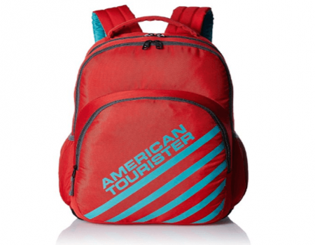 Buy American Tourister Casual Backpack Flat 50% Off Starting at Rs 495 Only from Amazon