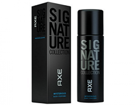 Buy Axe Signature Body Perfume, 122ml  at Rs 129 from Amazon